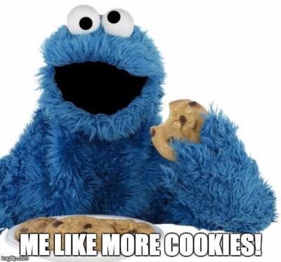 Me Like More Cookies