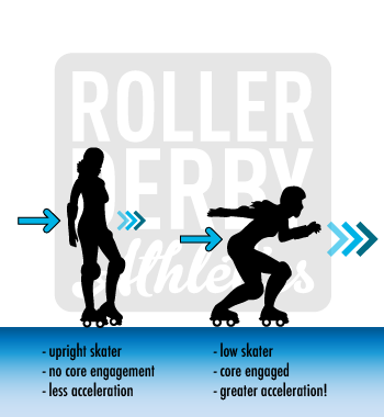 better roller derby transitions